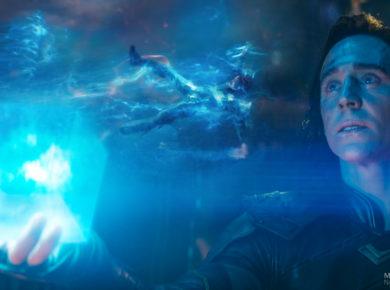 Loki en de Tesseract