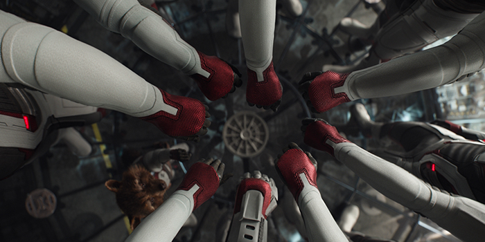 Avengers gaan tijdreizen