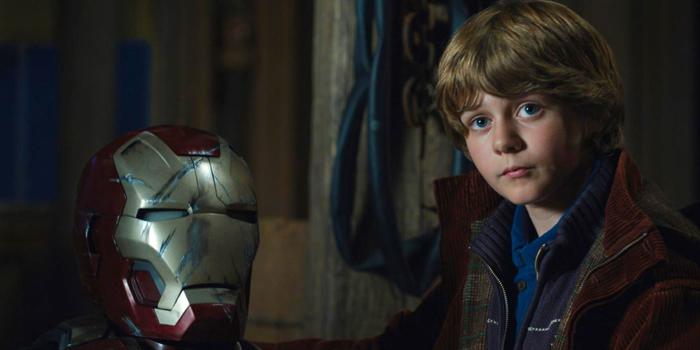 Ty Simpkins in Iron Man 3