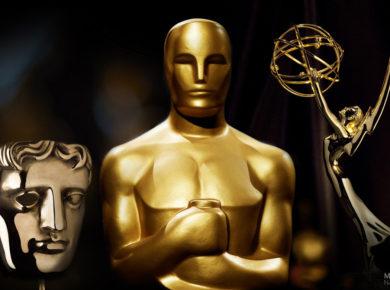 BAFTA-beeld, Oscar-beeld en Emmy-beeld