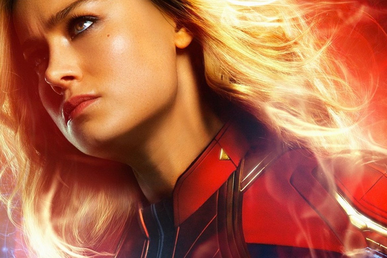 Brie Larson is Captain Marvel