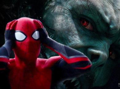 Spider-Man en Morbius