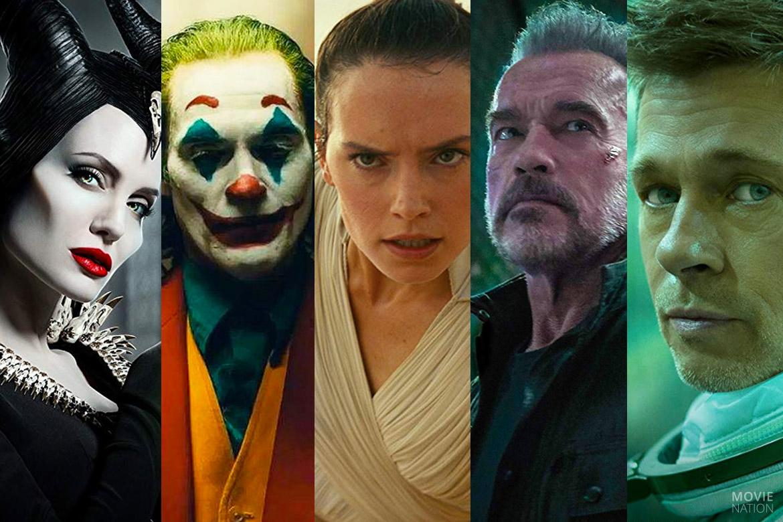 De herfstfilms van 2019