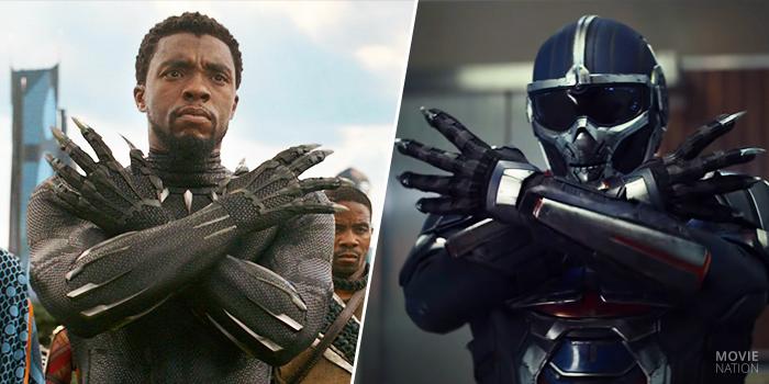 Taskmaster kopieert Black Panther