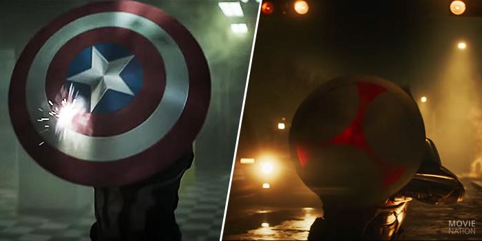 Taskmaster kopieert Captain America