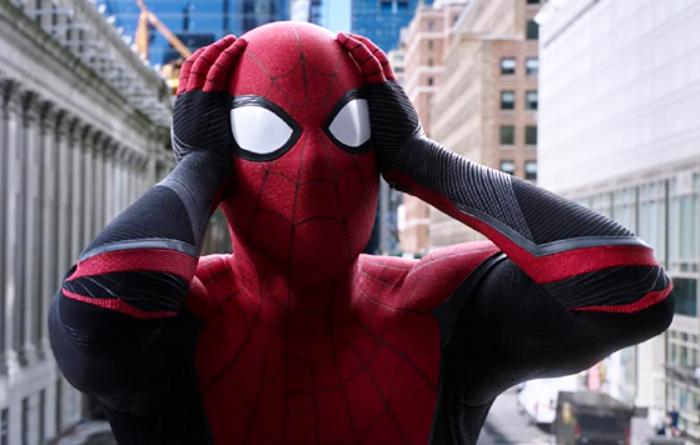 Einde van Spider-Man 2 Far From Home