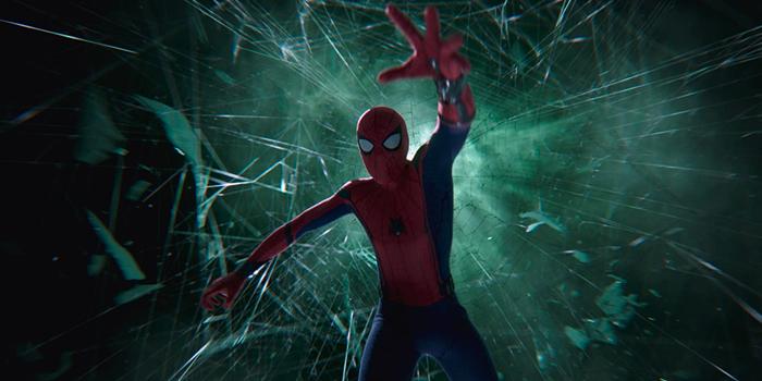 Spider-Man in illusie van Mysterio