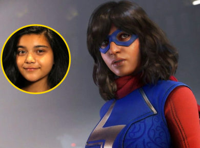 Iman Vellani als Ms. Marvel