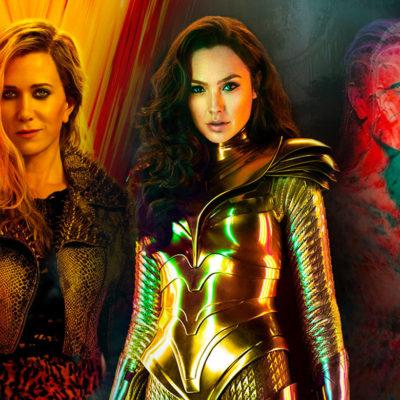 Kristen Wiig als Cheetah in Wonder Woman 2
