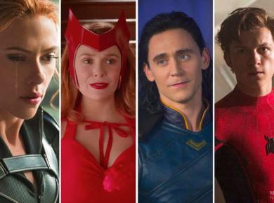 Marvel-films in 2021