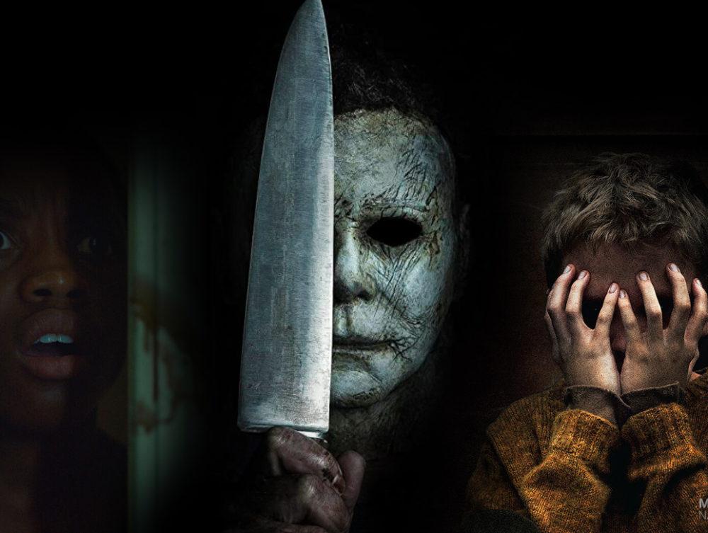 Enge horrorfilms in 2021