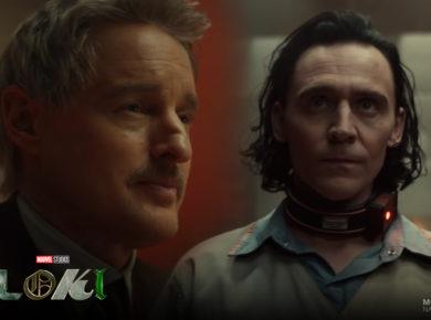 Owen Wilson als Mobius in Loki
