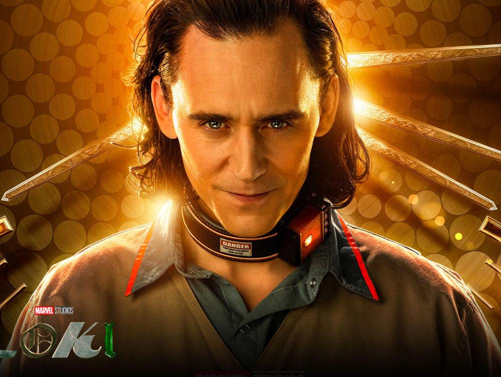 Loki-serie poster
