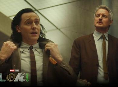 Owen Wilson in Loki-serie