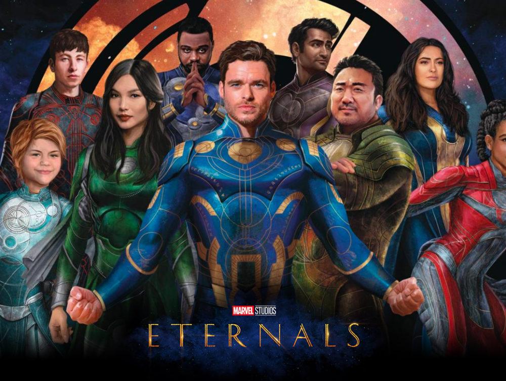 Wie zijn de Eternals?