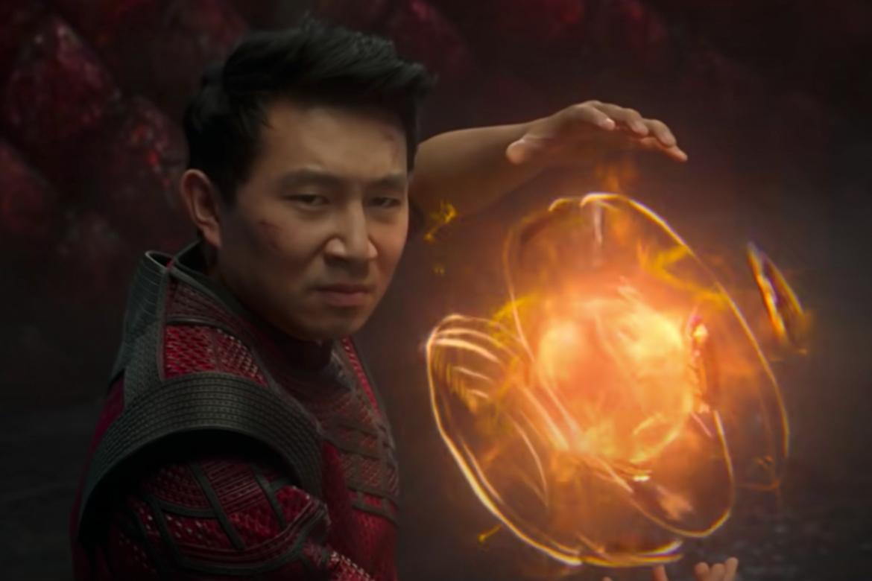 Shang-Chi en de ringen